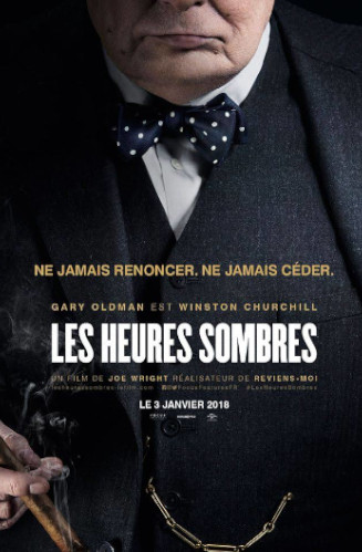 les heures sombres film