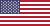 drapeau des Etats-Unis d'Amériques
