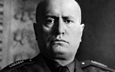 Le discours radiodiffusé du 2 octobre 1935 de Mussolini