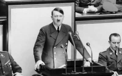 Hitler et la paix en Europe