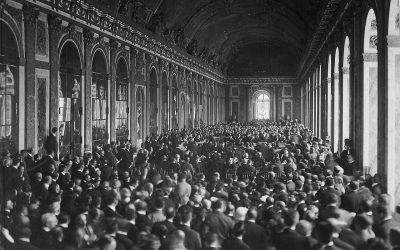 Les sanctions imposées à l'Allemagne par le Traité de Versailles