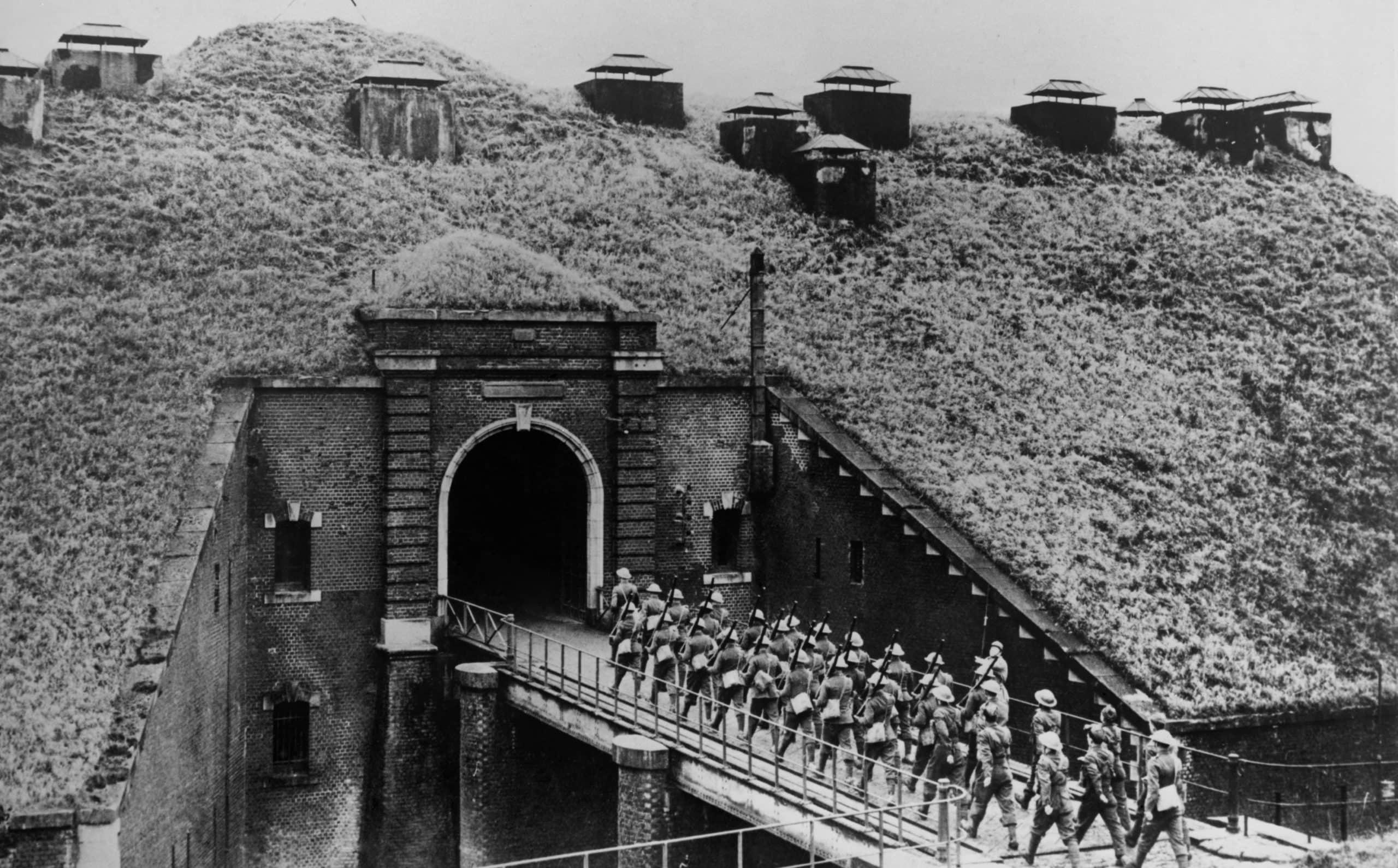 L'armée française des années 1930 à 1940