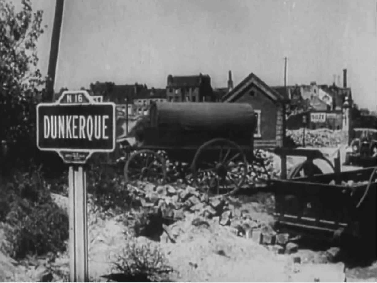 Opération Dynamo à Dunkerque